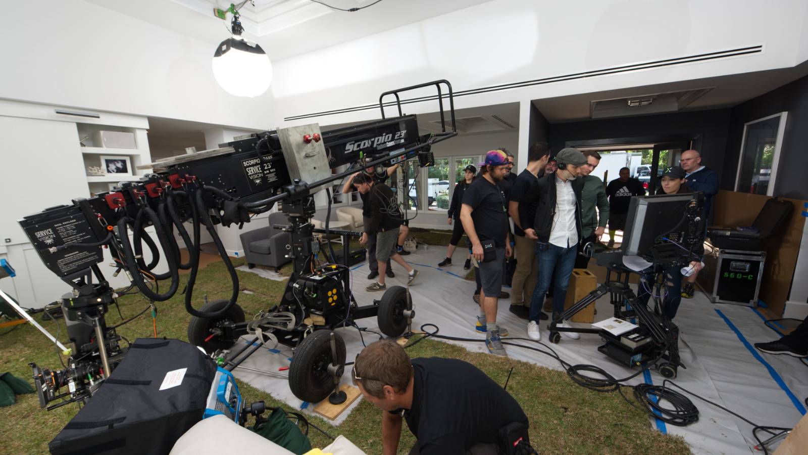 Husqvarna Auto Mower - Artex Productions - Top Video Production Company for Television Advertisements in Miami, FL
