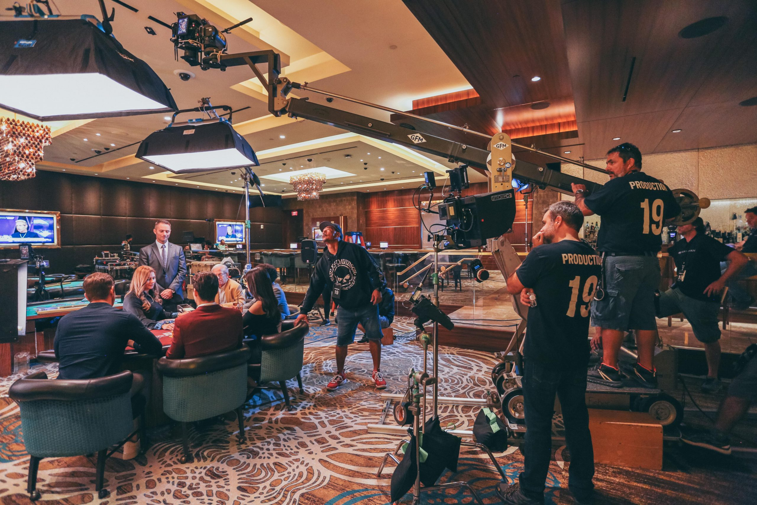 South Florida Seminole Hard Rock Hotel and Casino - Artex Productions - Best Commercial Video Production Agency in Miami