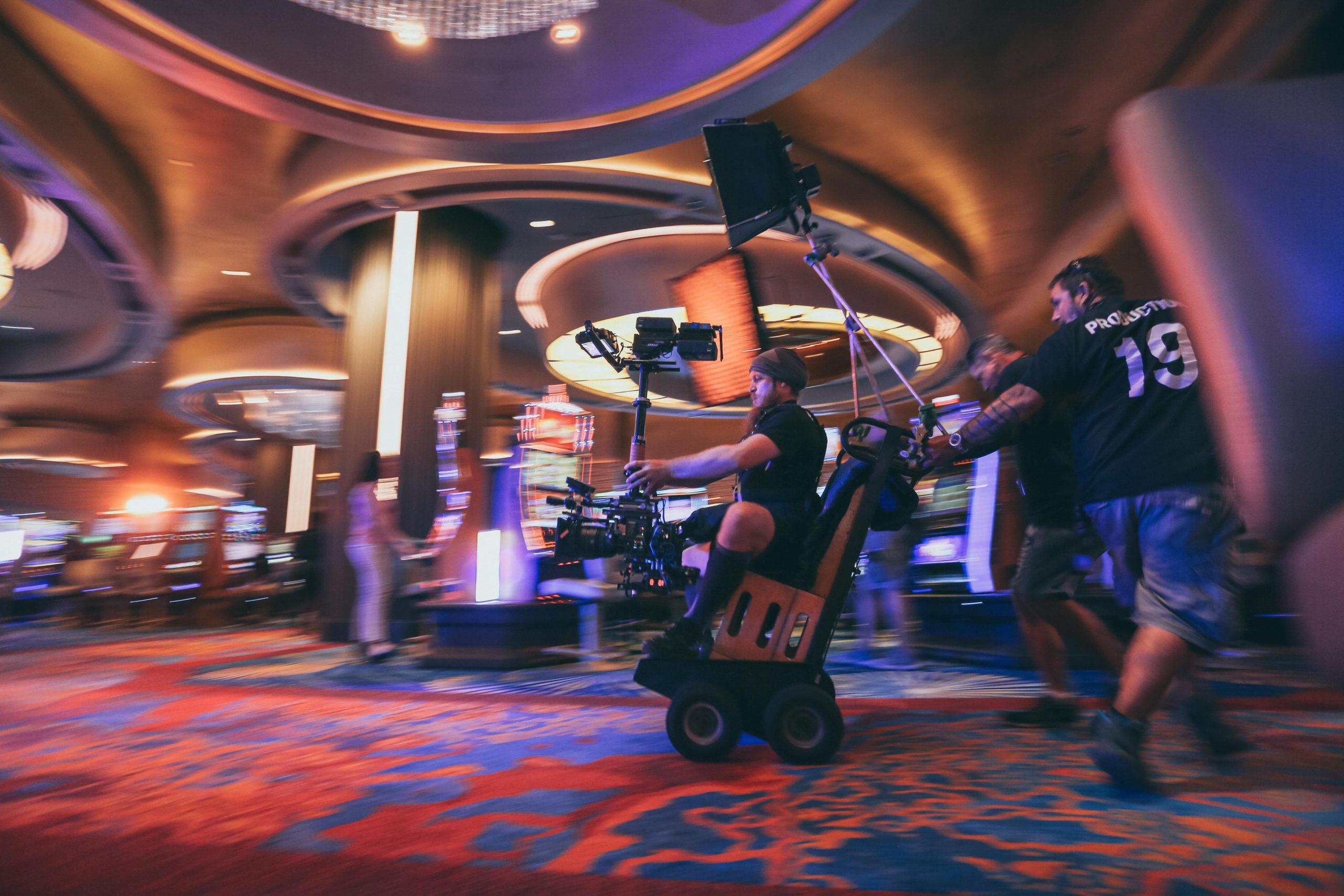 South Florida Seminole Hard Rock Hotel and Casino - Artex Productions - Best Commercial Video Production Company in Miami