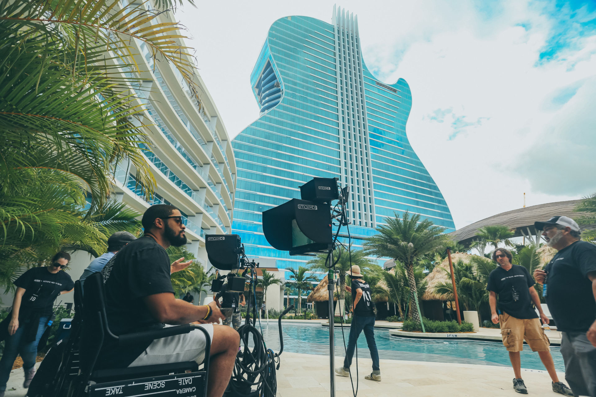 Seminole Hard Rock Hotel and Casino - Artex Productions - Best Commercial Video Production, VFX and Animation Team in Florida