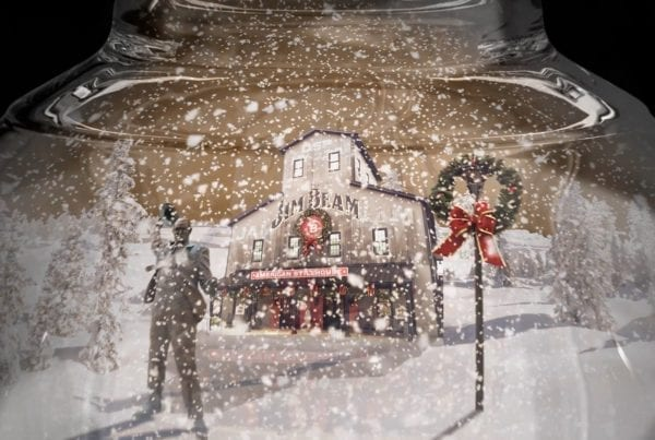 Jim Beam - Light Up The Holidays - Artex Productions - Best Video Production House in Miami