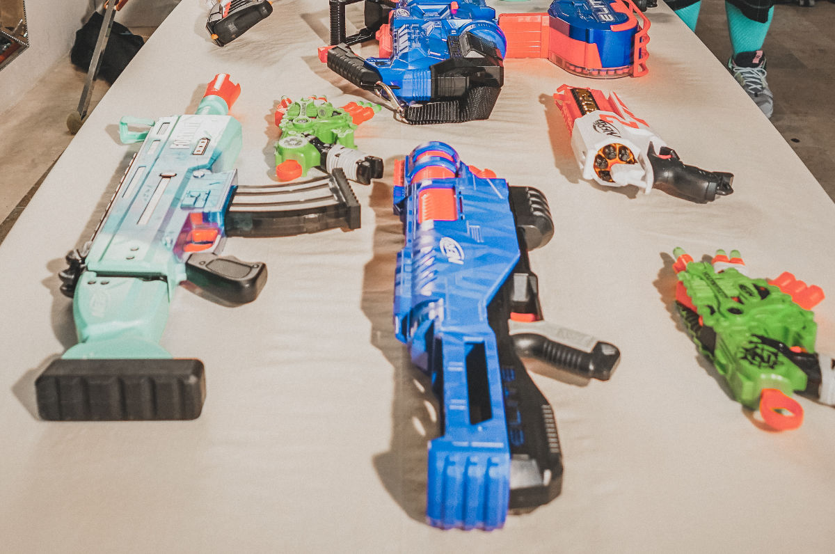 Nerf House - Artex Productions - Top Commercial Video Production Agency in Miami