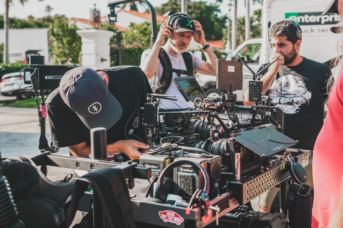 Nerf House - Artex Productions - Best Video Production Company in Miami
