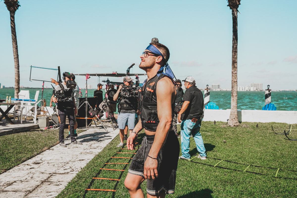 Nerf House - Artex Productions - Top Video Production Agency in Miami